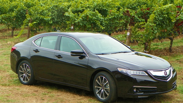 Awesome Acura TLX 2016 Image Latest Collection