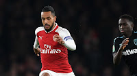 WALCOTT TO COMPLETE EVERTON SWITCH