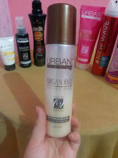 Urban Care Argan Oil Sıvı Saç Kremi