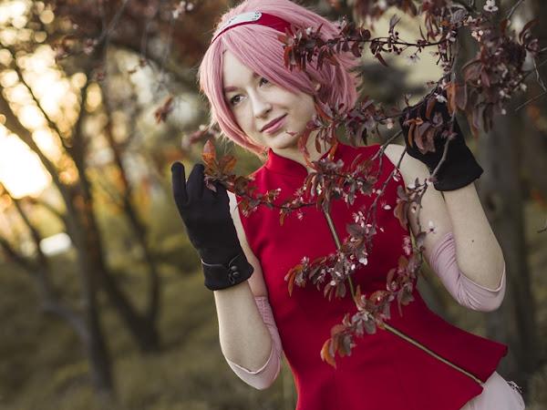 234. LUDZIE Z PASJĄ: Cosplay Sakura Haruno