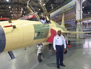 Pesawat Tempur JF-17