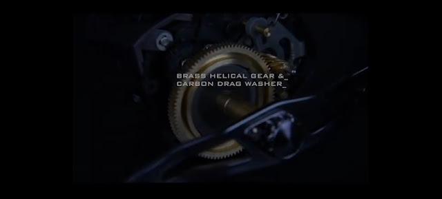 reel blitzkrieg ultra hyper speed - gear and drag