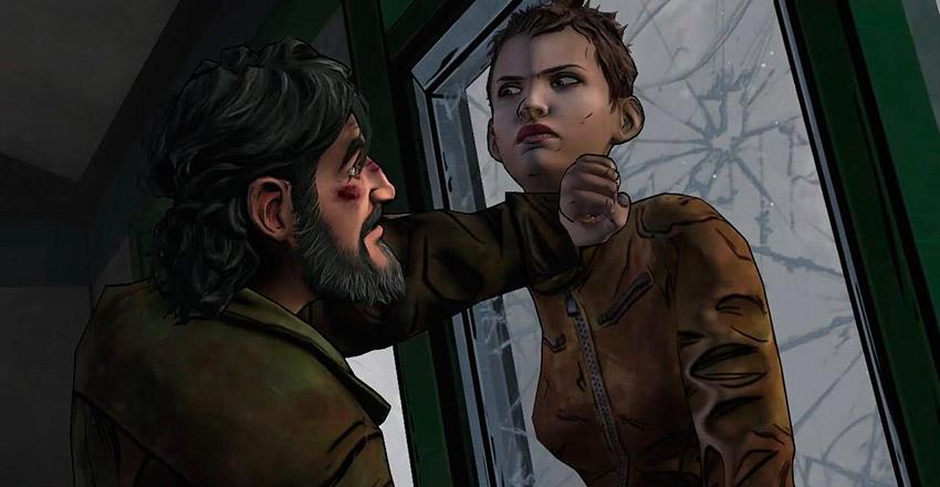 Tensión entre personajes de Videojuegos