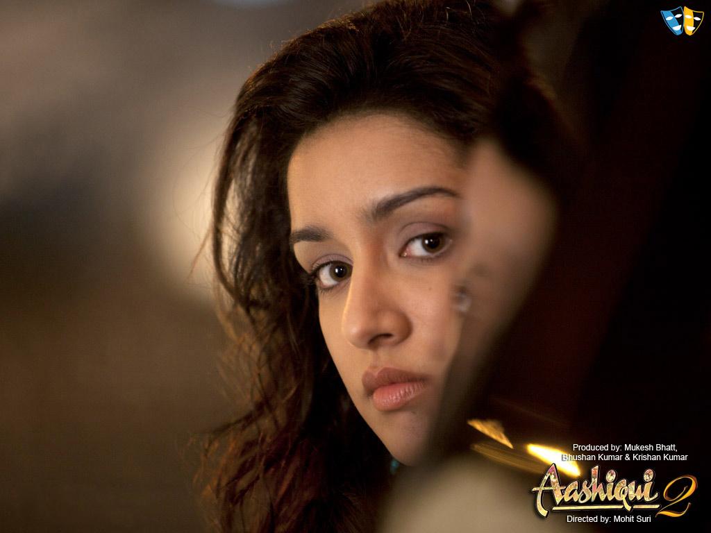Download Shraddha Kapoor In Aashiqui 2 Movie Hd Wallpaper