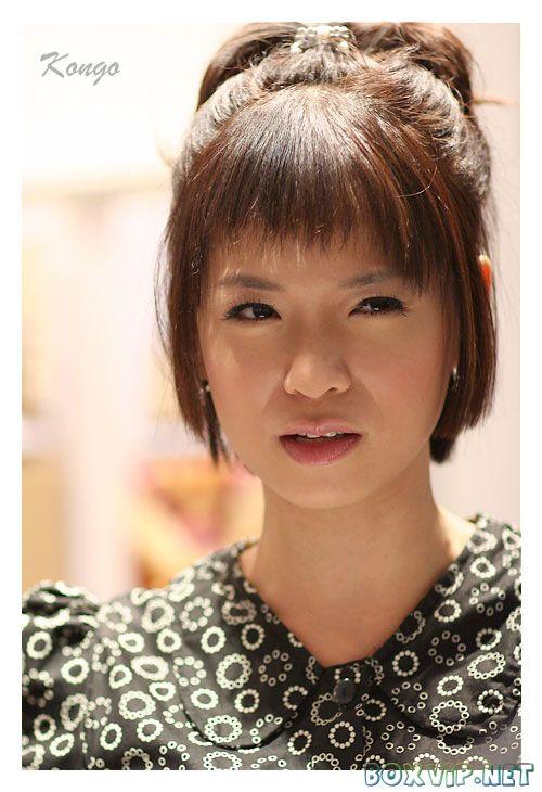 Singapore Pretty Actress Felicia Chin Asian Girl
