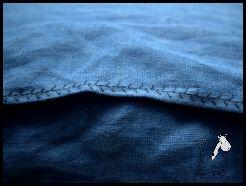 niebieskie migdały – poszewki na poduszki
