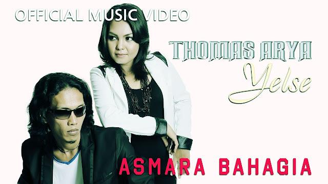 Kunci Gitar Thomas Arya dan Yelse - Asmara Bahagia