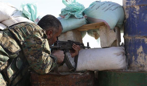 Οι ΗΠΑ καλούν την Τουρκία να σταματήσει τα πυρά στη Β. Συρία