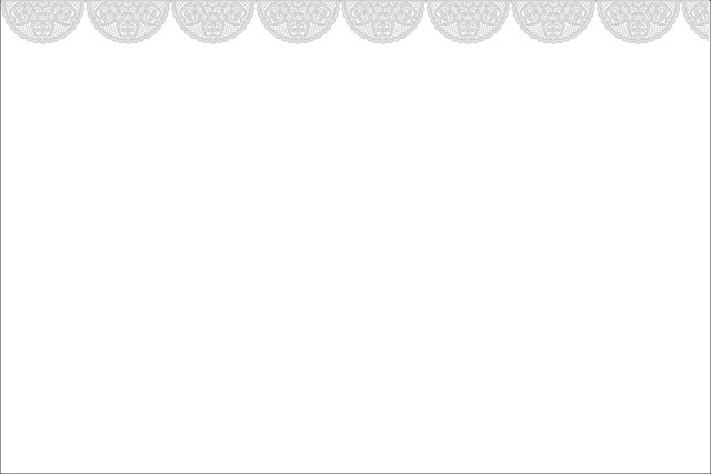 Silver Lace Free Printable Invitations, Labels or Cards.