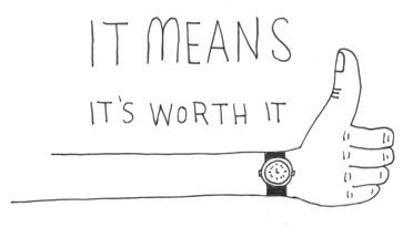 Pengertian dan Arti Istilah Kata Worth It Untuk Tahun Ini