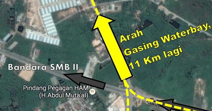 Gasing Waterbay Palembang