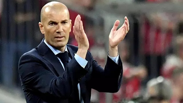 Griezmann Jadi Buruan Utama Zidane jika Melatih Manchester United