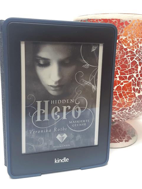 Hidden Hero 2: Maskierte Gefahr - Veronika Rothe