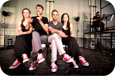 Tinerii actori din Iluzii