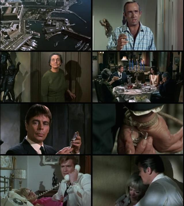 Vendetta For The Saint 1969 Dual Audio Hindi DVDRip 720p