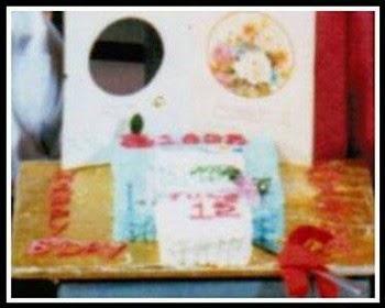 Ajanthacakes/Birthday cakes/Calendar cake