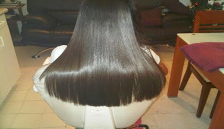 botox para el cabello