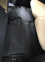Thảm lót sàn Mitsubishi Outlander