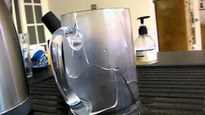 Gelas Tidak Pecah & Retak Saat Dituang Air Panas