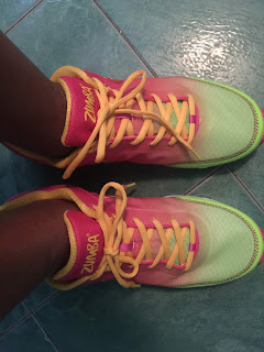 ZUMBA WEAR SHOES FLEX CLASSICS