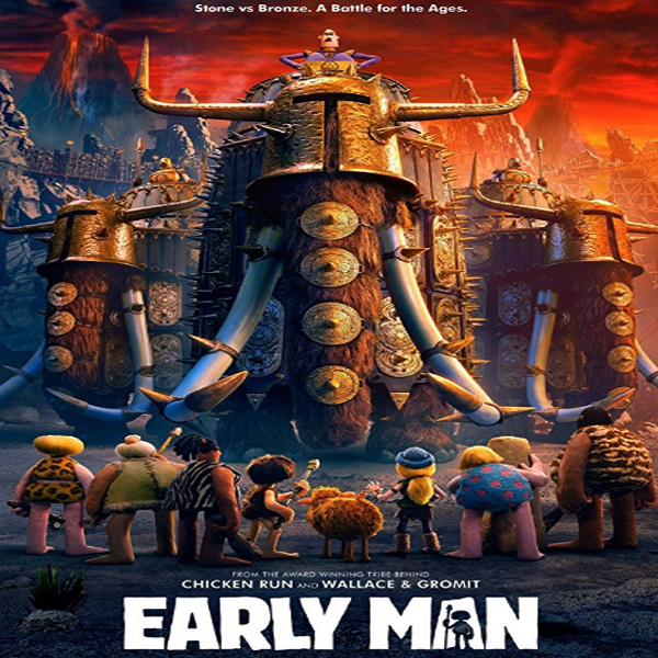 Early Man, Early Man Synopsis, Early Man Trailer, Early Man Review, Poster Early Man