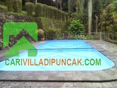 Kolam renang Villa 0040