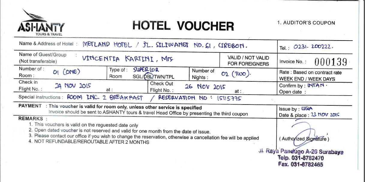 Jual Voucher Hotel Di Surabaya Murah Kaskus Online