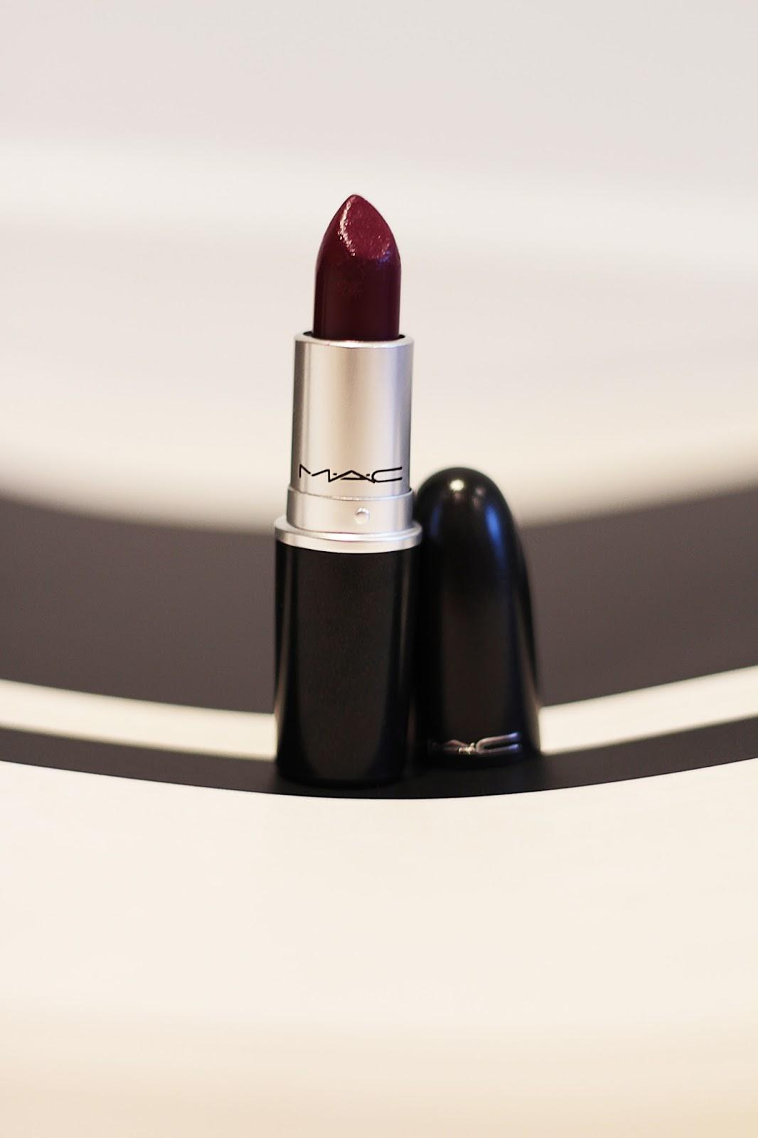 Rebel MAC cosmetics lipstick first impressions