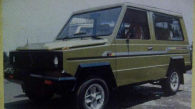 Toyota Kijang Targa