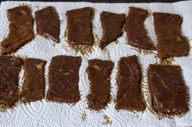 beef jerky selbst machen - trockenfleisch diy doerrfleisch 07
