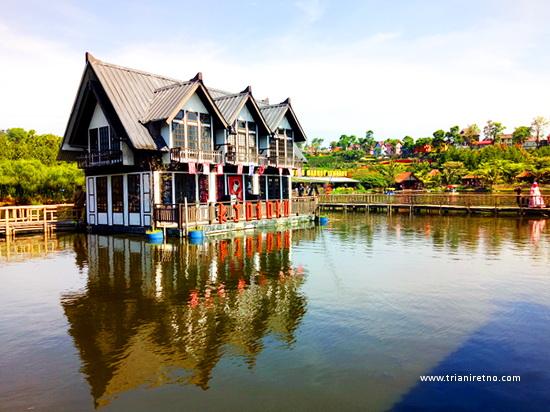 Berlibur dan Memanjakan Mata di Lembang Bandung