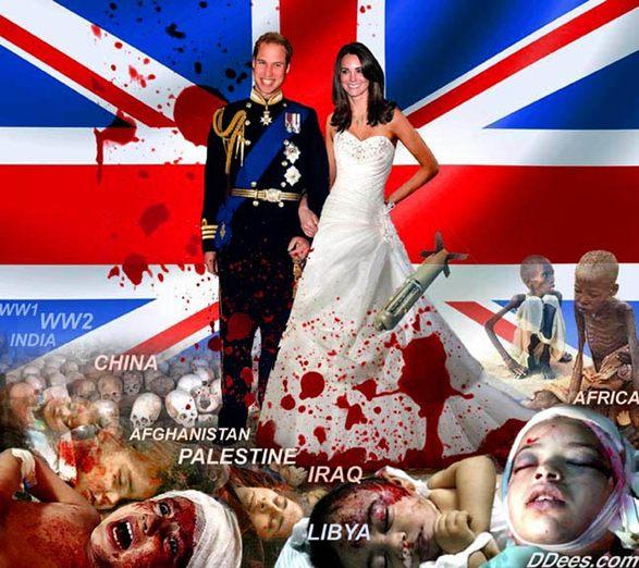 Xentinels: Príncipe William: El Anticristo del NOM Develado