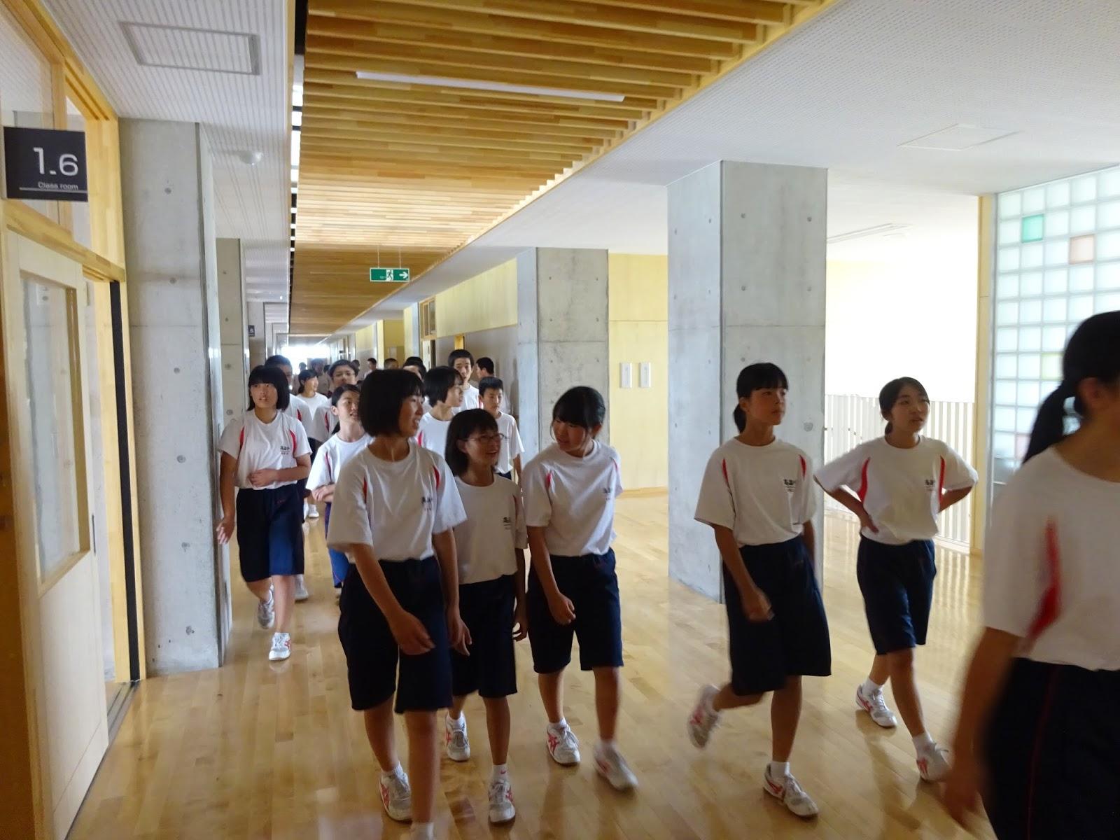 高畠四中 学校日誌: 7月 2015