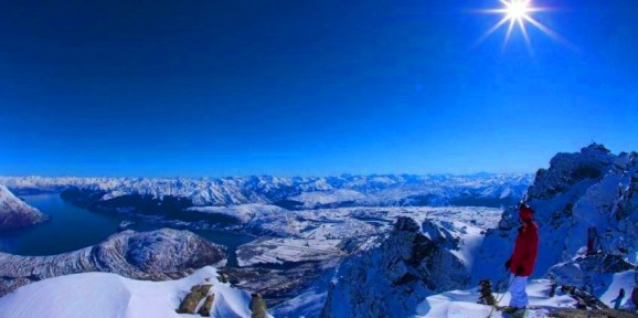 The Remarkables Tempat menarik di new zealand