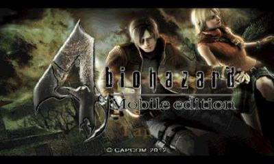 Biohazard 4 mobile (resident evil 4) Android Game free