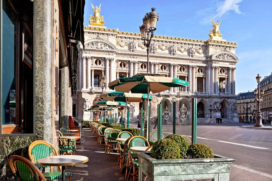 Cafe Paix Paris