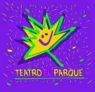 Logo del Teatro el parque en el parque nacional