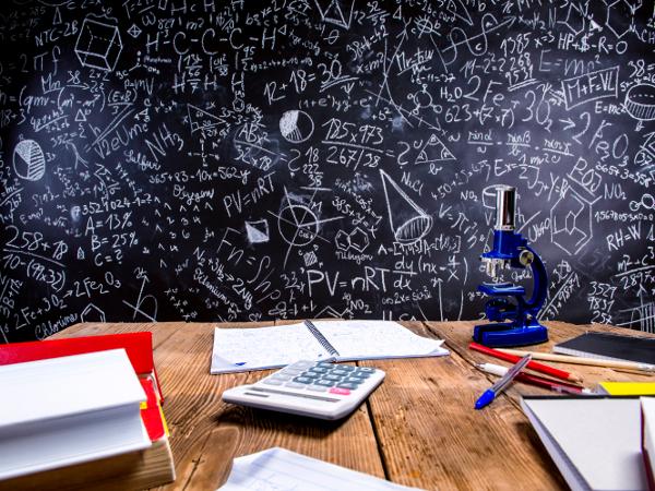 Ecuaciones matemáticas