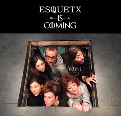 ESQUETX is coming!!!