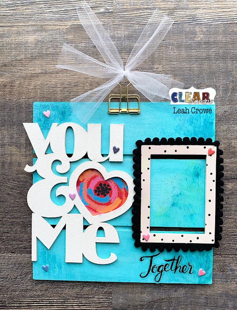You & ME pallet DIY home decor