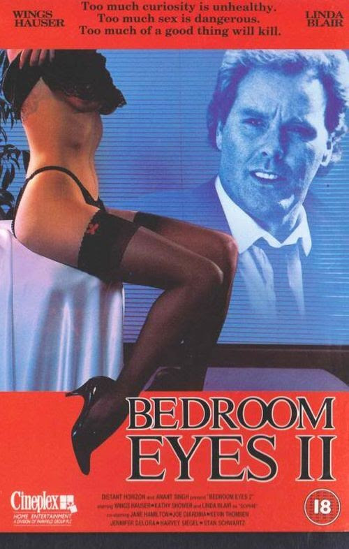 bedroom eyes 2 (1989) - old movie cinema