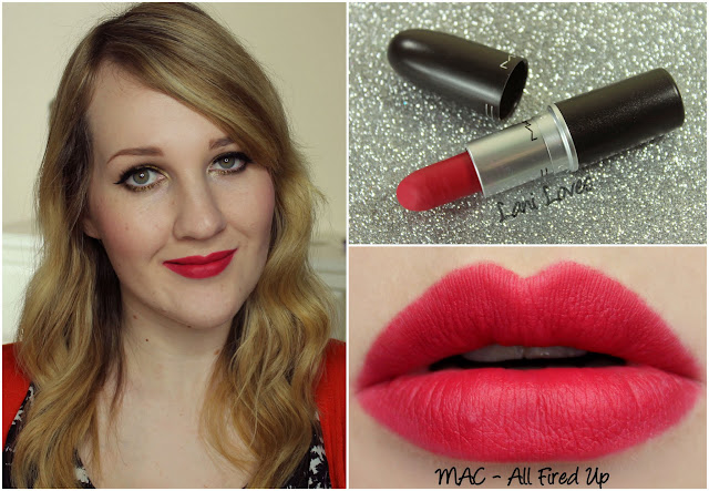 mac all styled up lipstick review