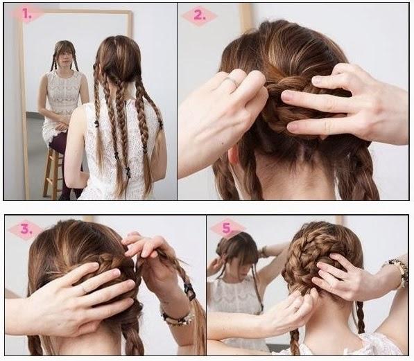 coiffure femme mi long epais coiffure facile cheveux mi. Black Bedroom Furniture Sets. Home Design Ideas