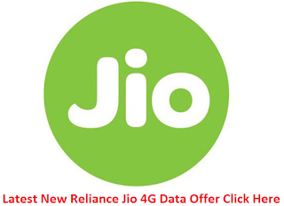 Reliance Jio 4G Tariff Plans Free Data Offer Code 31st Dec 2016