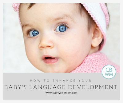 How to Enhance Your Baby's Language Development