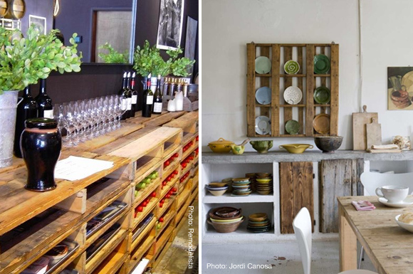 Vintage Finds New Uses For Old Things Wooden Pallets