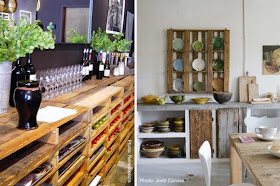 Pallet Furniture Collection New Uses For Old Things Wooden Pallets