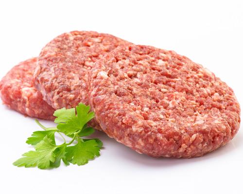 Maigrir avec la méthode Montignac phase 1.: Le steak hâché