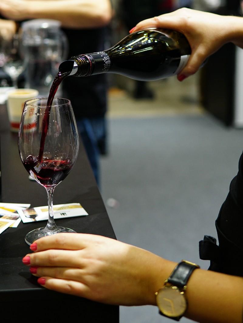 Viini, ruoka