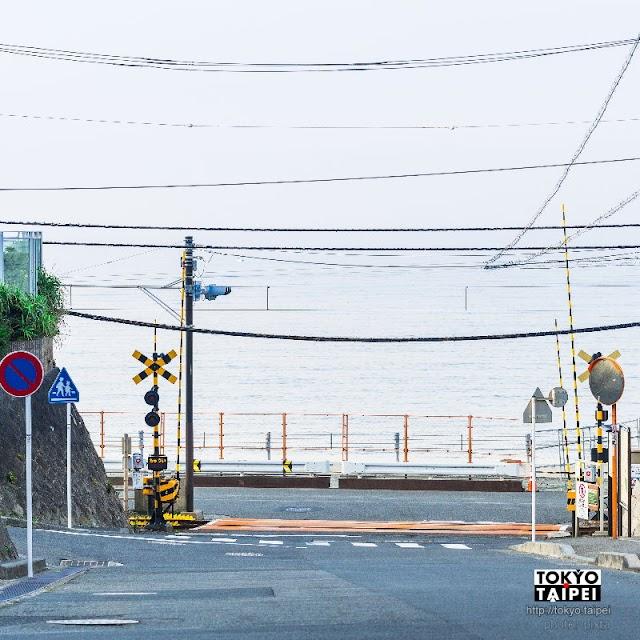 【鎌倉高校前駅】《灌籃高手》片頭的那個平交道 造訪時內心會自帶主題曲